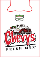 Chevy's To Go Bags