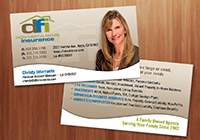 DFI Business Card