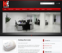 Keil Electric Website