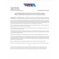RTA Board of Directors Selects New Leader in Moore