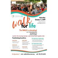 Corona Life Services Walk for Life (The Walk is Relocating!)
