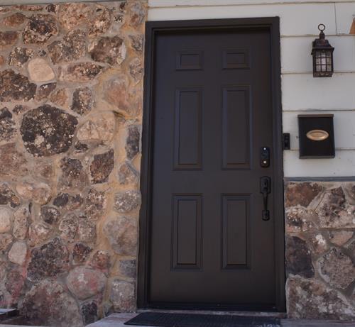 Freedom Star Exterior Door