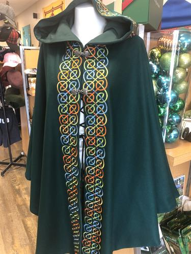 Irish Capes