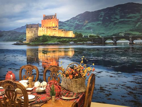 Scottish High Tea