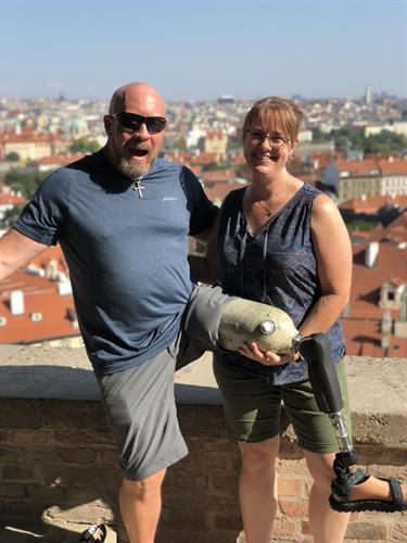 Prague Castle 2018 - Gotta hae fun