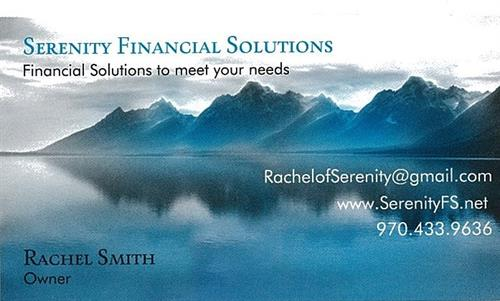 Serenity Financial Solutions