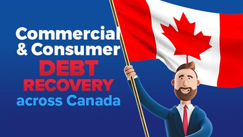 Commercial and consumer debt recovery across Canada