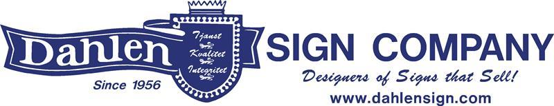 Dahlen Sign Company