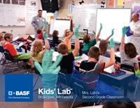 Reaching out to the community through BASF's Kids' Lab at Sun Path Elementary