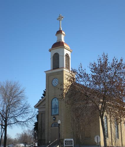 St. Mary campus: 535 Lewis St S, Shakopee