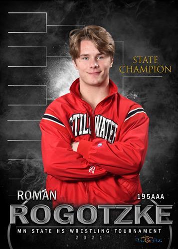 MN State Wrestling Tournament   *Model Released April 2021* VanGoPhoto