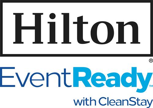 Hilton Event Ready with Clean Stay