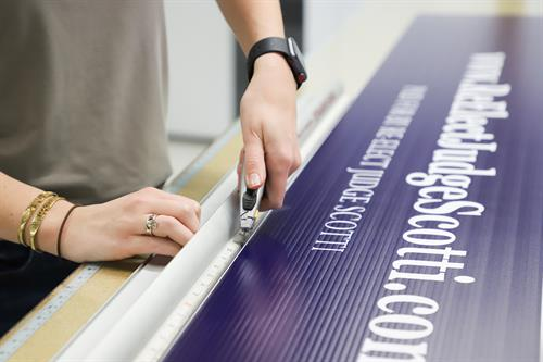 Large scale printing? We got you covered.