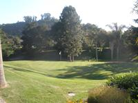 Par 3, 3 hole golf course