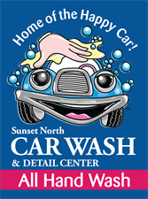 Sunset North Car Wash & Detail Centers