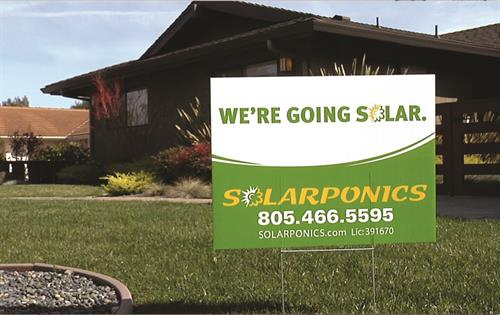 Don't just go solar. Go Solarponics.