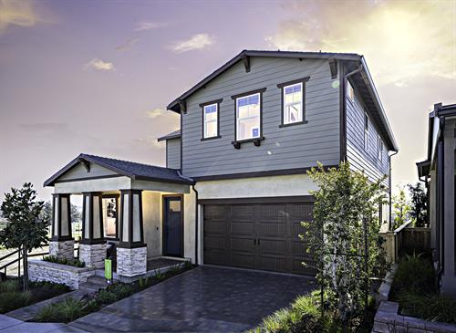 Barbera Model - South Morros by Wathen Castanos Homes