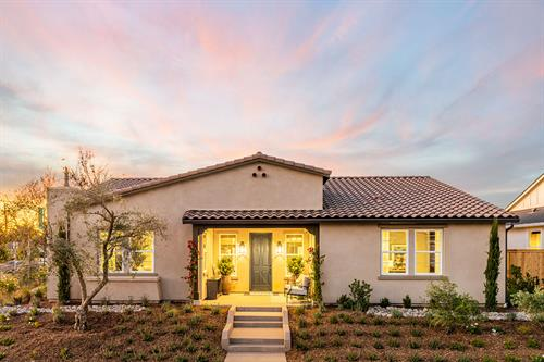 Cabrillo Model - Creekstone by Wathen Castanos Homes