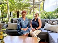 Morris & Garritano's HR Business Consultant, Louise Matheny, Retires after 22 Years of Dedicated Service. Agency welcomes Kely Blackburn to join the team
