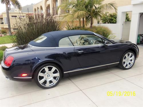 Bentley Continental - Deluxe Package