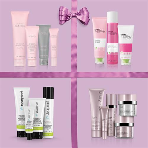 Just a few of our Skin Care Sets