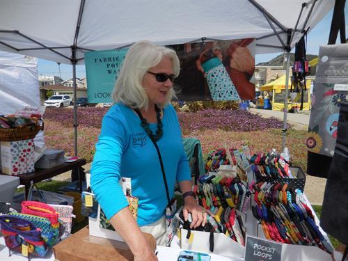 Meet a fabric artist!