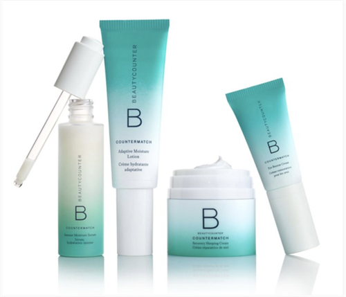 one of our many skin care lines