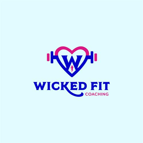 Logo Design for Wicked Fit Coaching, Paso Robles