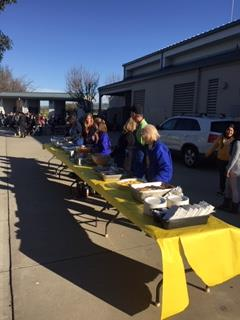 Pancake Breakfast at Nipomo High