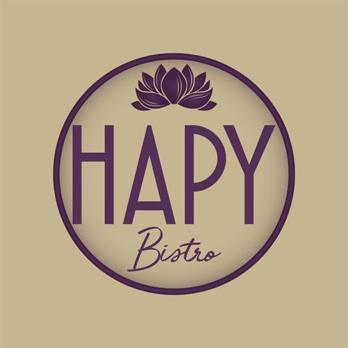 Hapy Bisto Logo Icon Design.