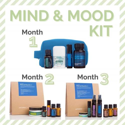 Mind and Mood wellness Kit
