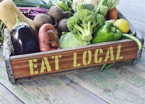Keep it Local, Eat Local