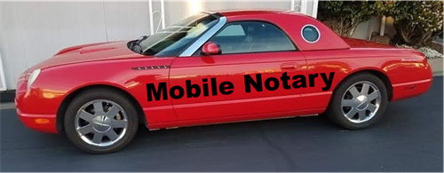 Mobile Notary and Signing Services