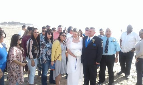 Big or small wedding, we do them all.