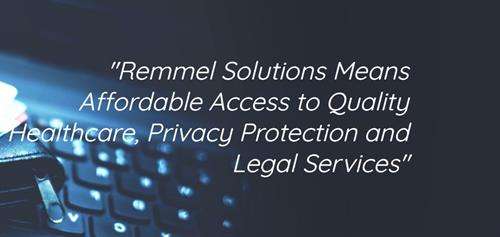 What we do at www.remmelsolutions.com