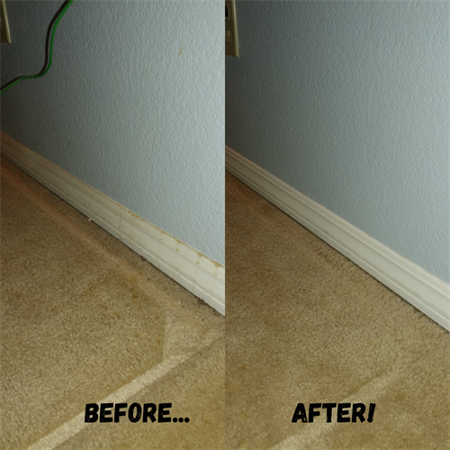 Baseboards are considered absolutely necessary to be cleaned!