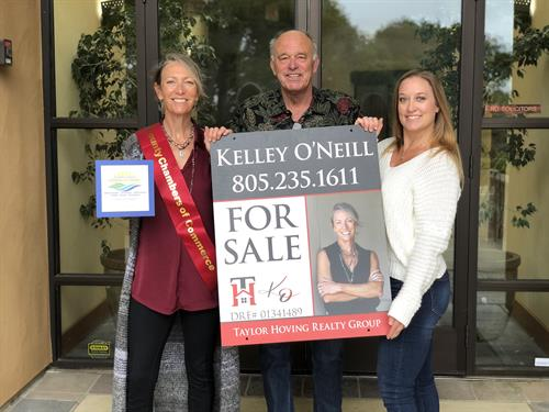 Thank you to my awesome team members Glenn Hoving and Jill Jackson for their support!