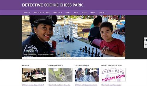 Public Park Website