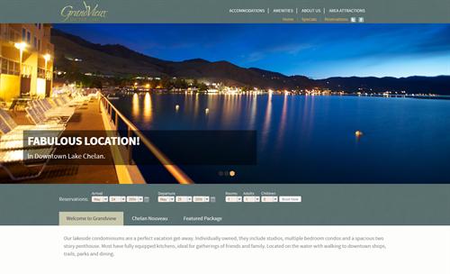 Resort Website