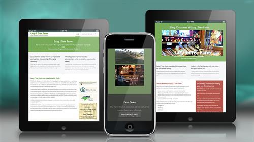 Tree Farm Website