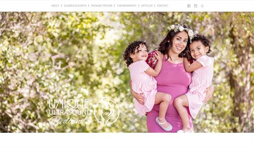 Ultrasound Website