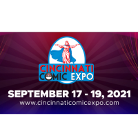 2021 Cincinnati Comic Expo