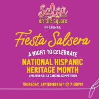 Always® Fiesta Salsera Amateur Dance Competition