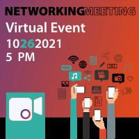 Virtual Hispanic Chamber Cincinnati Networking Meeting