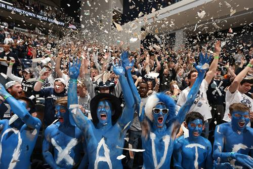 Way beyond Xs and Os, Xavier's 18 Division I sports teams finish first in character, commitment and courage. And even though life isn't all about winning, we do plenty of that, too.