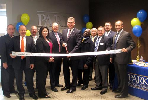 Park National Bank opens ninth office in the Rookwood Exchange!