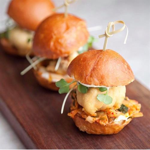 Oyster Sliders @ Salazar