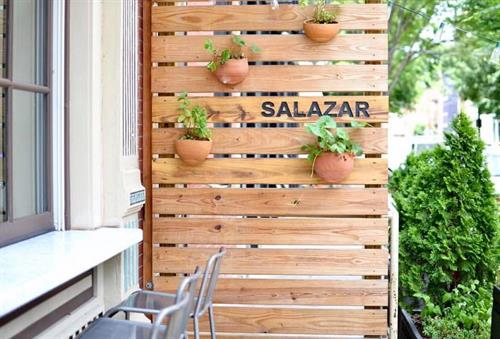 Salazar Patio