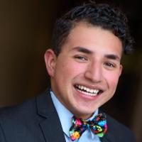 2018-2019 Scholarship Recipient: Carlos García León