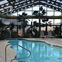 Tropical Atrium Indoor Pool